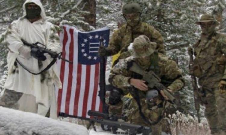 Nový rok V USA nezačal vesele. Vypuklo ozbrojené povstání proti vládě! Ozbrojenci okupují federální budovu...