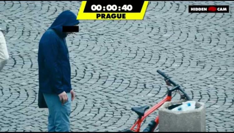 Praha obsadila 3. místo v mistrovství krádeží kol. Podívejte se, co se stalo těm, kteří jsou zaznamenáni na kameru...