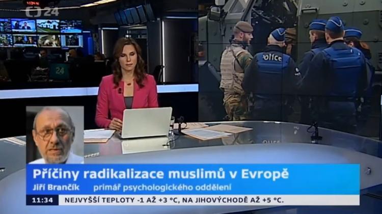 Sdílejte. Toto se České televizi poněkud vymklo kontrole. Pozvaný host se nestačil divit...