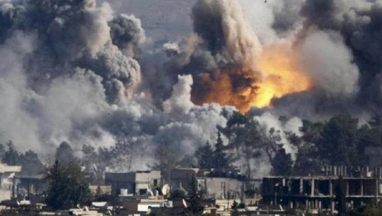 Putin nechal Američanům odstřelit tajnou vojenskou základnu v Sýrii. To budou mít v USA radost...
