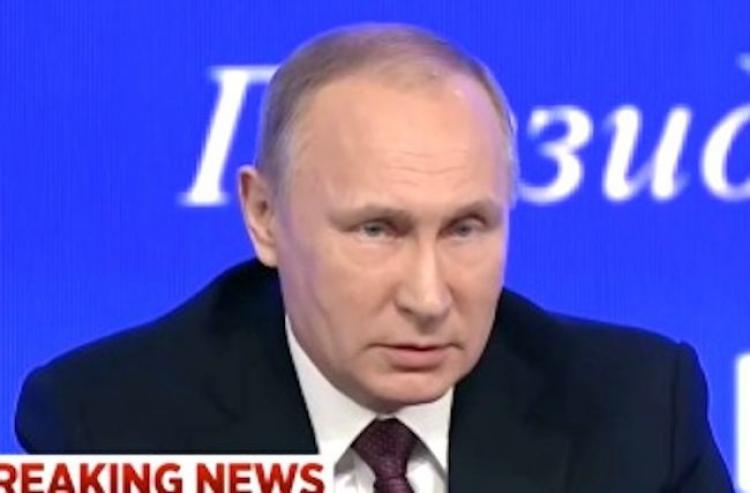 A je to tady. Několik hodin po americkém bombardování Sýrie přichází ruská odveta