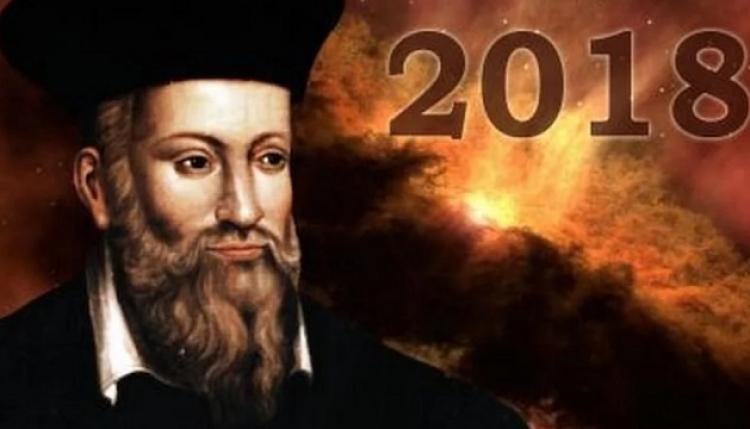 Většina jeho podivných předpovědí vyšla. Víte, co Nostradamus předpověděl na rok 2018?