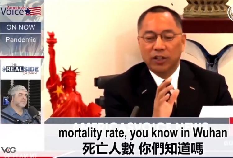 1,5 milionu nakažených, 50 tisíc mrtvých. Čínský miliardář promluvil, jaká je situace s koronavirem