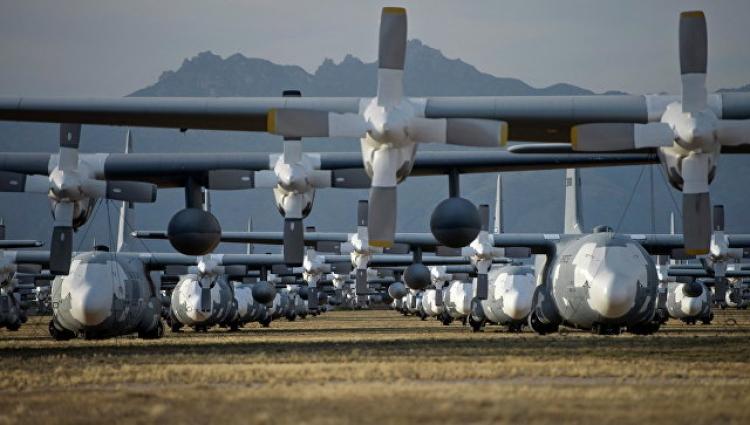 V USA tají informace o havárii v Nevadě – ruské stíhačky Su-27?