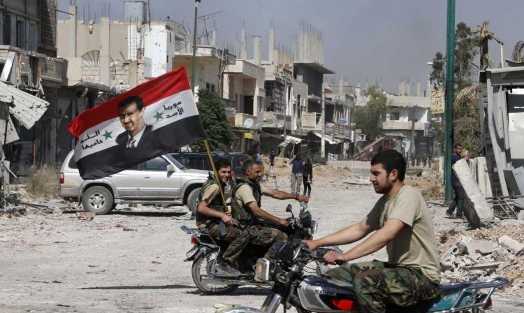 Na Středním východě dochází k drastickým změnám, a to neuvěřitelně rychle