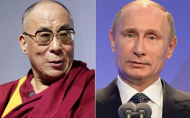 Dalajláma nečekaně prohlásil zásadní slova: Prezident Putin musí pokračovat v nelítostném boji proti terorismu