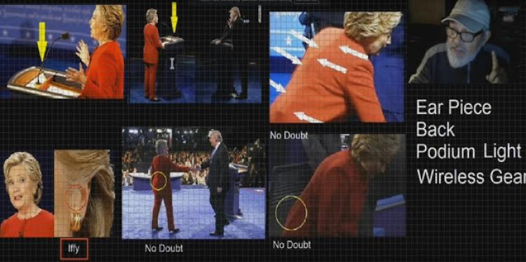 Jak mohla Hillary vydržet při prezidentské debatě 90 minut stát? Tady je pozoruhodný důkaz, proč...