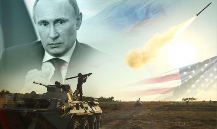 Putin to nevydržel a varoval novináře před jadernou válkou. Ti se nestačili divit...