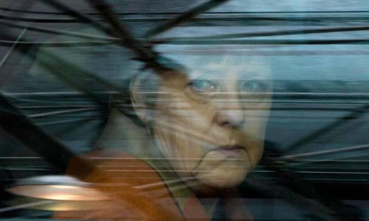 Angela Merkelová: Falešný prorok Evropy