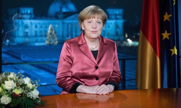 VIDEO: Novoroční projev německé kancléřky Angely Merkelové šokoval mnoho lidí v Evropě