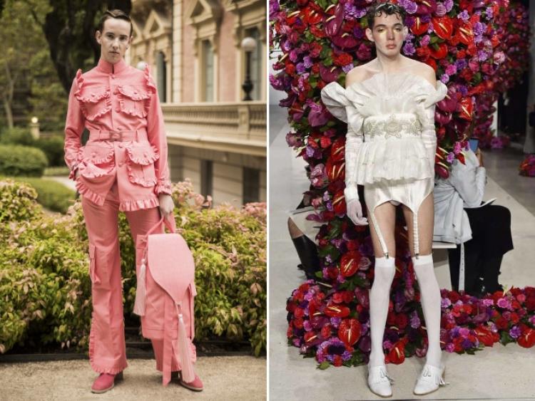 """Šílená kolekce oblečení pro """"muže"""", od zvráceného španělského návrháře, kterou musíte vidět"""