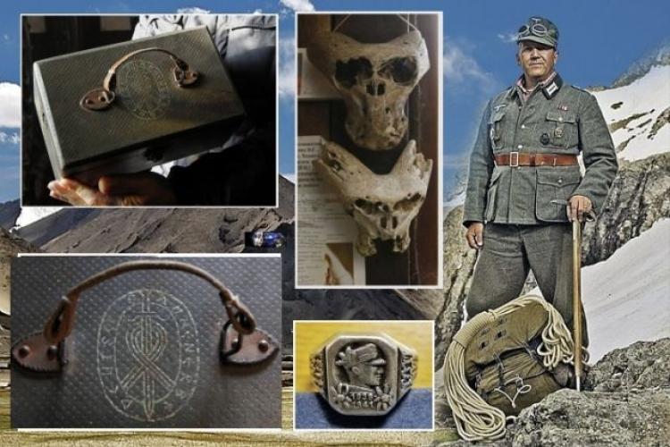 Záhadné nálezy na Kavkaze. Tajemství podivného kufříku a dvě tajemné lebky nalezené v horách Ruska