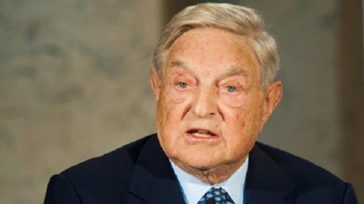 George Soros v utajení navštívil Prahu a otevřel si účet v UniCredit Bank! Na svoji neziskovku Open Society v Londýně přes 18 miliard dolarů