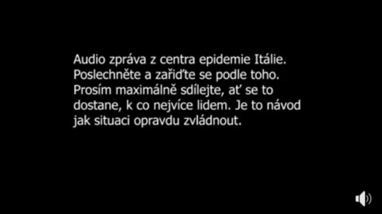 Autentické informace z Itálie od Česky. Proč je důležitá prevence, jak zvládnout situaci?