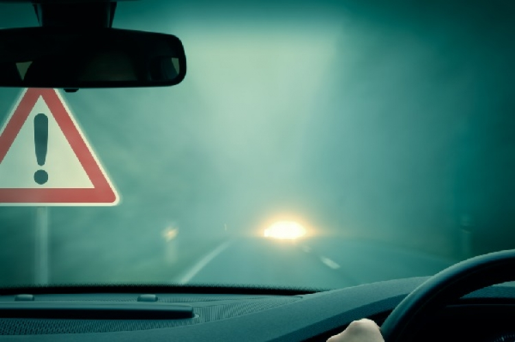 Dejte si pozor na mlhovkáře. Začíná období rudé záře. Po této informaci můžete předejít zbytečným nehodám...