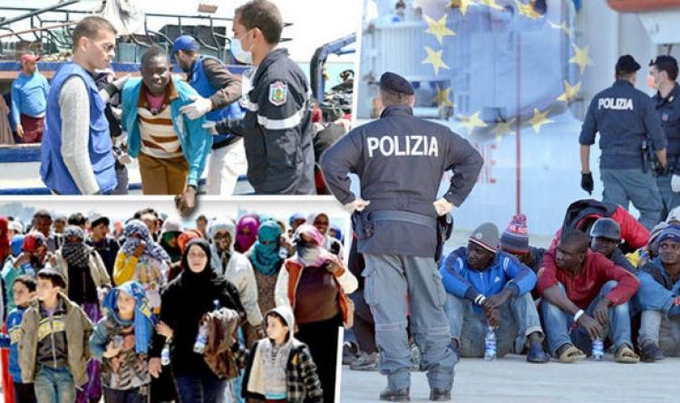 Tak to je definitivní konec. EU odhlasovala změnu pravidel a zaplavení Evropy muslimskými arabskými a africkými migranty!