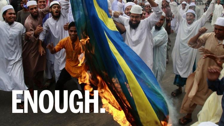 To tu ještě nebylo. Nová švédská města pro migranty?