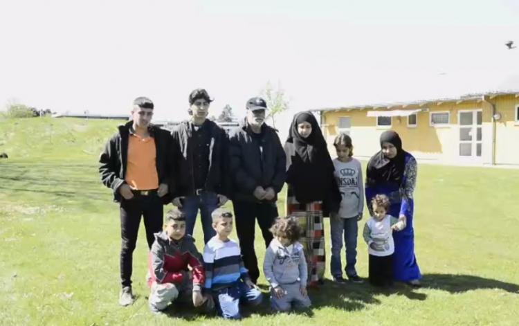 Syřanovi dovolili vzít do Dánska 20 dětí a tři manželky. Navšechny dostane téměř milion korun příspěvek