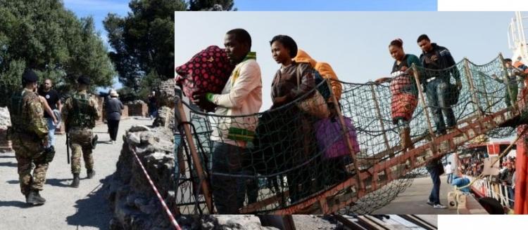Itálie ukazuje, že migraci je možné na moři zastavit - jen v případě, že jde o bezpečí elit