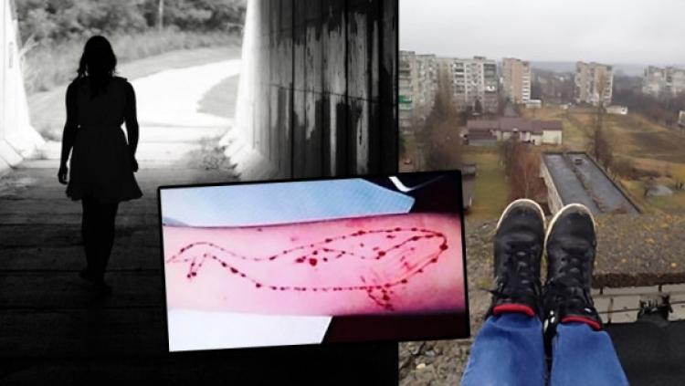Žádný hoax, máme důkazy o sebevražedné hře Modrá velryba v Česku, tvrdí policie