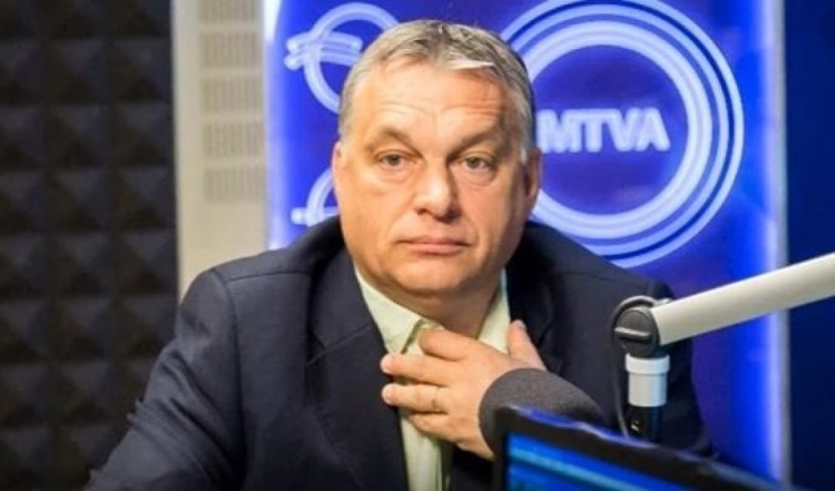 """Maďarský premiér označil křesťanství za """"poslední naději Evropy"""""""