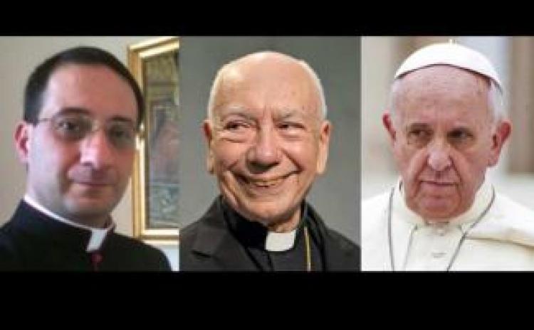 Vatikánské homosexuální orgie: 12 faktů, které musí znát. I o tom, jak je do věci zapojen papež František...