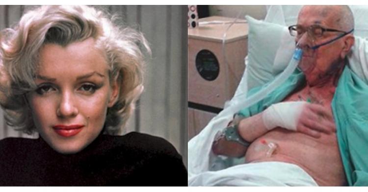 """Vysloužilý agent CIA šokoval  veřejnost na smrtelné posteli: """"Zabil jsem Marilyn Monroe"""""""
