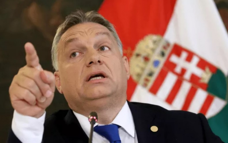Přijměte vůli lidu ohledně migrace, nebo táhněte, vzkazuje Orbán evropským vůdcům