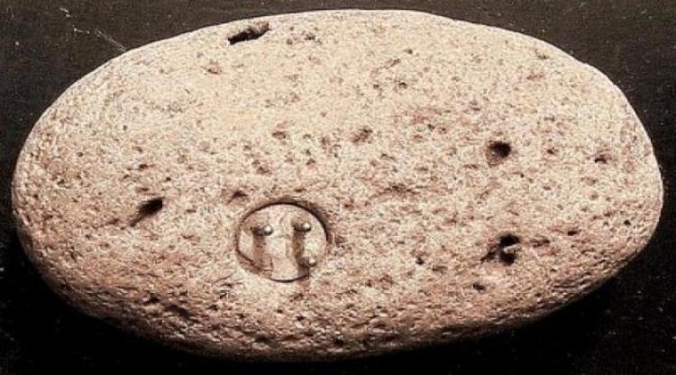 100000 let stará elektrická součástka. Pravda, nebo podvrh?