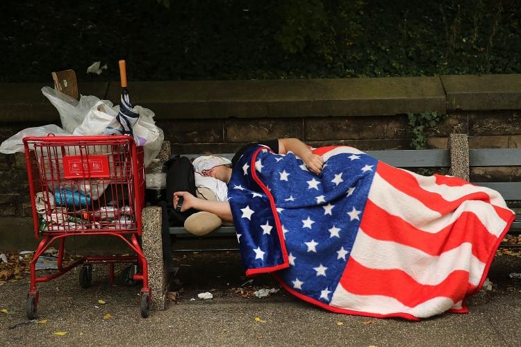 Chudoba v Americe – co vám tady neřeknou...