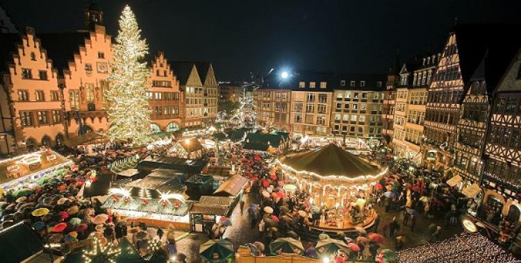"""""""Ježíšek"""" na vánoční trhy ve Štrasburku nesmí"""