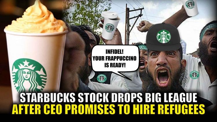 Starbucks chce zaměstnat tisíce migrantů. Problém je v tom, že téměř čtvrtina může mít TBC